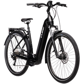 Cube Touring Hybrid Pro 500 Easy Entry black'n'white